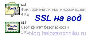 Как установить ssl от StartSSL сертификат на хостинг ?