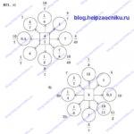 Номер 671  ГДЗ по математике 6 класс Виленкин Н.Я. и др. Мнемозина М.