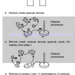 ГДЗ (решебник) математика Л. Г. Петерсон 1 класс 1 часть урок 14