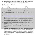ГДЗ (решебник) математика Л. Г. Петерсон 1 класс 1 часть урок 24