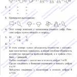 ГДЗ (решебник) математика  Л. Г. Петерсон 1 класс 2 часть урок 21