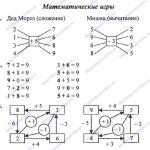 ГДЗ (решебник) математика  Л. Г. Петерсон 1 класс 2 часть математические игры