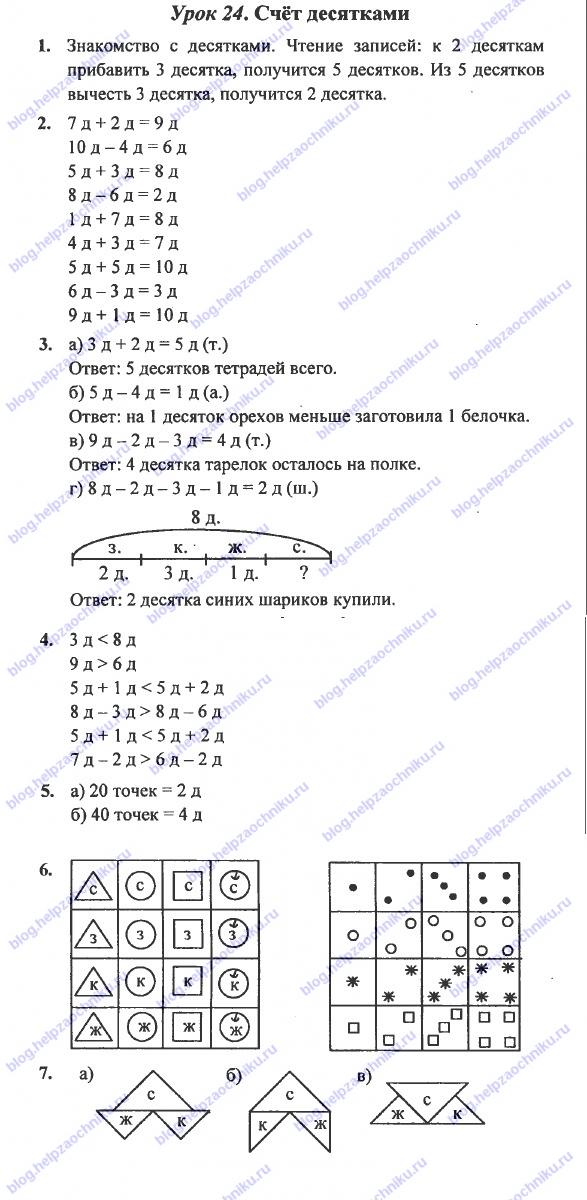 Решебник по математики лг петерсон