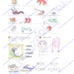 Нечаева Н. В., Белорусец К. С.: Я читаю. Тетрадь по чтению к «Азбуке».  1 часть 1 класс ответы стр. 11