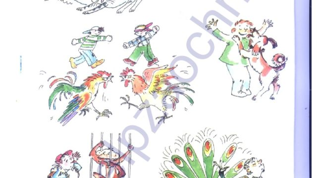 """Гдз (решебник) Нечаева Н. В., Белорусец К. С.: Я читаю. Тетрадь по чтению к """"Азбуке"""". 1 часть 1 класс ответы стр. 22"""
