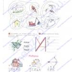 Нечаева Н. В., Белорусец К. С.: Я читаю. Тетрадь по чтению к «Азбуке».  1 часть 1 класс ответы стр. 7