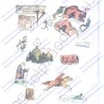 Гдз решебник Я читаю. Тетрадь по чтению к «Азбуке». 1 класс 2 часть Нечаева Н. В., Белорусец К. С. стр.2 ответы