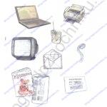 Гдз решебник Я читаю. Тетрадь по чтению к «Азбуке». 1 класс 2 часть Нечаева Н. В., Белорусец К. С. стр.3 ответы