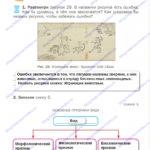 ГДЗ решебник рабочая тетрадь по биологии 5 класс Самкова В.А., Рокотова Д.И. 2017 ответы стр.52