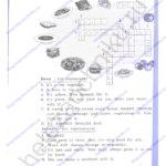 Решебник, ГДЗ по английскому языку 3 класс Кауфман рабочая тетрадь 2 часть стр.20