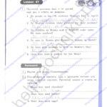 Решебник, ГДЗ по английскому языку 3 класс Кауфман рабочая тетрадь 2 часть стр.22