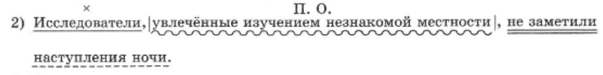 ВПР русский язык 8 класс вариант 1 задание 6 2018